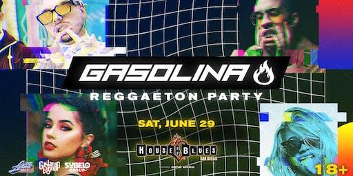 Subelo x Gasolina Party (HOB SD)
