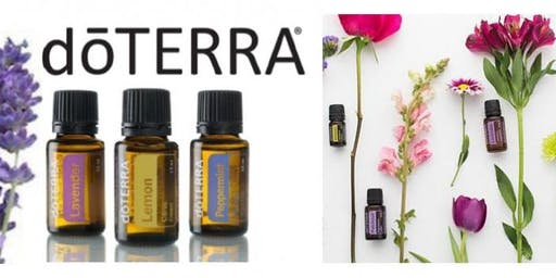 doTERRA Make and Take Event