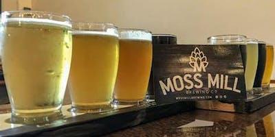 Moss Mill Beer Pop-Up