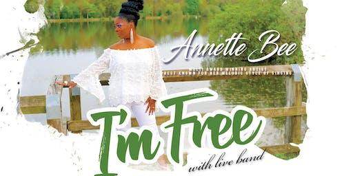 Annette Bee 'I'M FREE TOUR' Birmingham