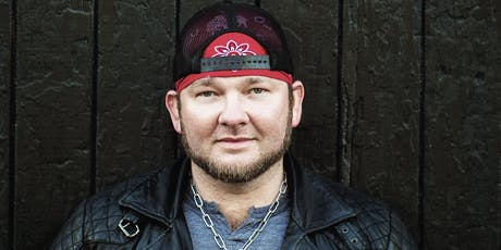 Stoney LaRue at The Camp tickets