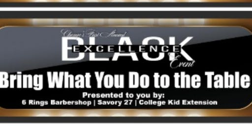 Chicago's 1st Annual Black Excellence Networking Event