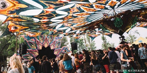Solstice Gathering 2019 - A Psychedelic Sant Joan Tale