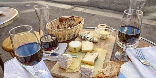 Cheap Wine and Fancy Cheese: A guided tasting to surprise sophisticated palates