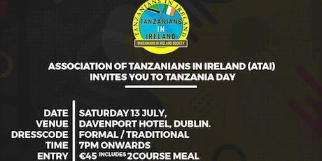 Tanzania Day tickets