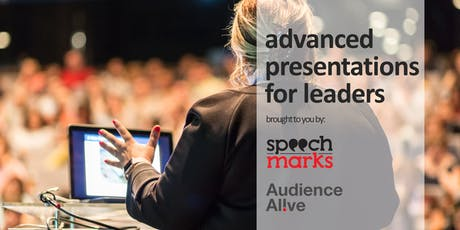 Advanced Presentations for Leaders  tickets