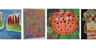 YOUTH Art Camp: e A-R-T h... it's got A-R-T w/ Mrs. Debi West