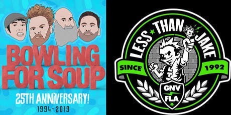 Bowling For Soup & Less Than Jake with Authority Zero tickets