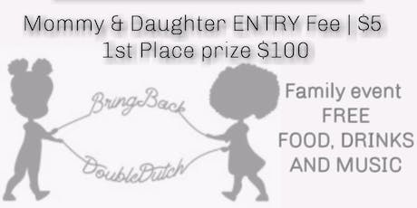 Mommy daughter Double Dutch Tournament  tickets