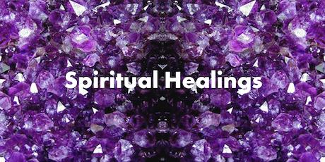 Group Reading, Spiritual Healing, & Space Clearing w/ Shinka & Shirin tickets