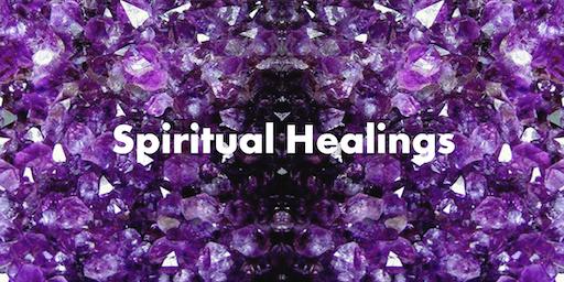 Group Reading, Spiritual Healing, & Space Clearing w/ Shinka & Shirin