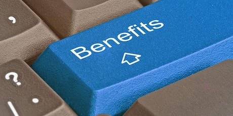 Disability Benefits 101 tickets