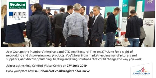 Sustainability in Tiling & Plumbing - Networking Night