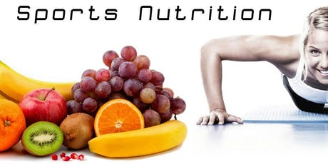 Nutrition Social -Sports Nutrition tickets