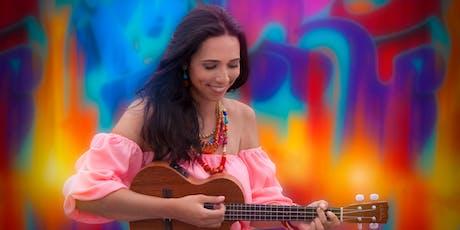 Sounds in the Hall with Alejandra Jimenez tickets