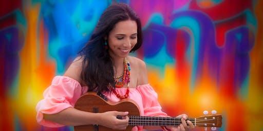 Sounds in the Hall with Alejandra Jimenez