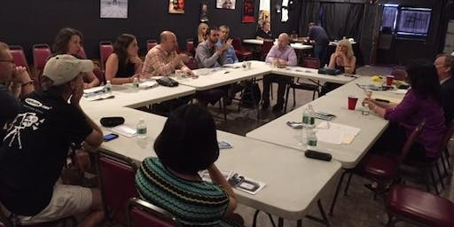 New York State Governor's Film Office Round Table Discussion