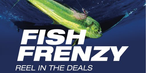 West Marine North Myrtle Beach Presents Fishing Frenzy