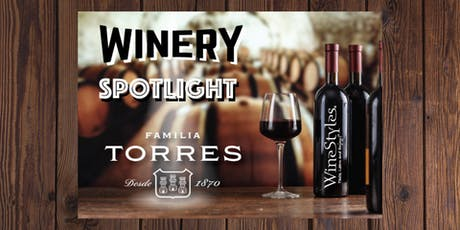 Wine Tasting: Torres Winery tickets