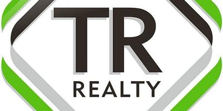 """Class 1: """"Welcome to The TR Team, Welcome to Real Estate Excellence"""" tickets"""