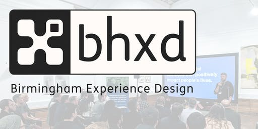 Birmingham Experience Design meetup - June 2019