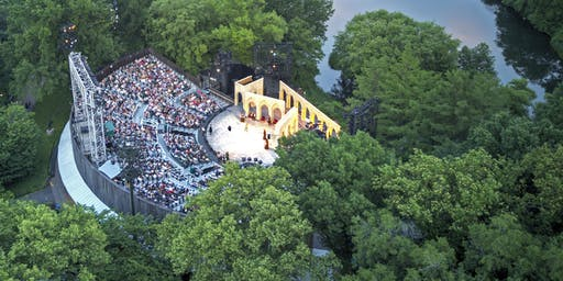 See Shakespeare in the Park's 'Much Ado About Nothing' as a VIP