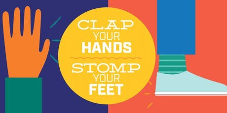 Clap your Hands, Stomp your Feet! VBS tickets