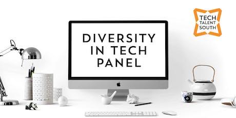 Diversity in Tech Panel tickets