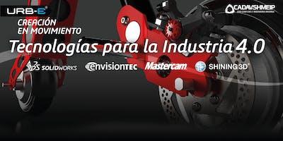 Evento URB-E Monterrey -Industria 4.0