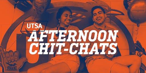 UTSA Afternoon Chit-Chats - June 2019