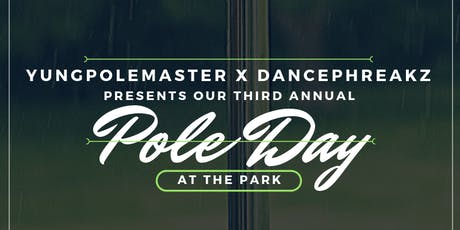 POLE DAY AT THE PARK tickets