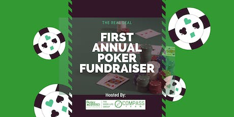 FIRST ANNUAL POKER FUNDRAISER benefitting MOVING VETERANS FORWARD tickets