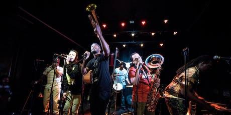Rebirth Brass Band tickets
