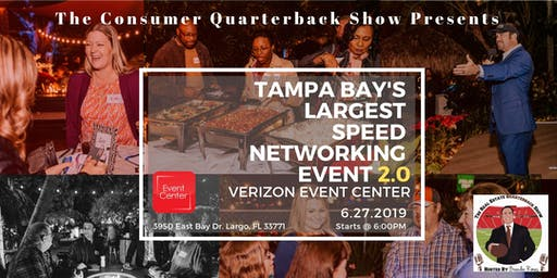 Tampa Bay's Largest Speed Networking Event 2.0
