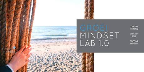 groei  mindset lab 1.0 tickets