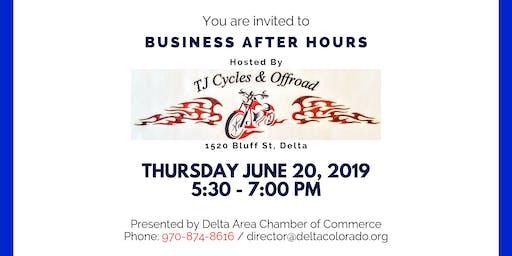 Delta June Business After Hours