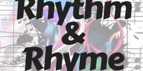 Rhythm & Rhyme tickets