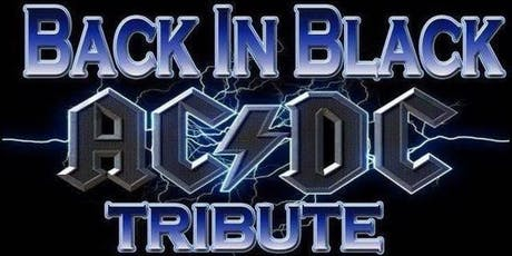 Back In Black - Tribute to AC/DC tickets