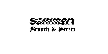 SANMAN Brunch & Screw tickets