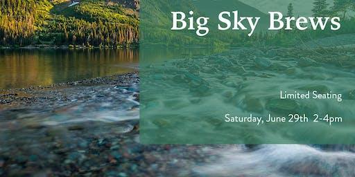 Big Sky Brews - Beer School