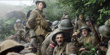 Peripheral Vision Film: They Shall Not Grow Old tickets