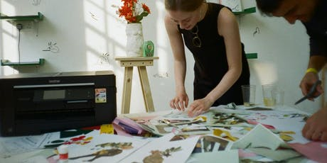 Collage Workshop - Capturing precious moments tickets