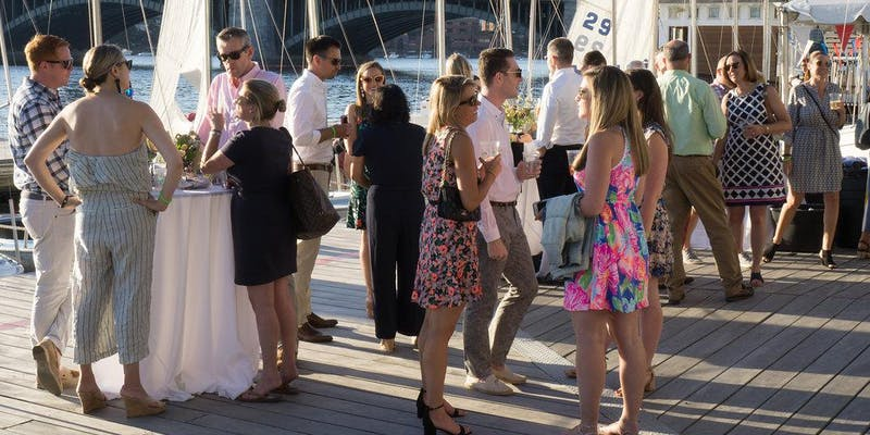 9th Annual Summer Dock Party with the Esplanade Association @ Community Boating Inc. | Boston | Massachusetts | United States