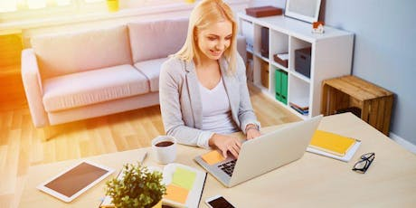 Work From Home- Entrepeneurship Opportunity tickets