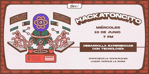 Hackatoncito: Desarrolla experiencias con tecnología @Hermosillo: 19 Junio