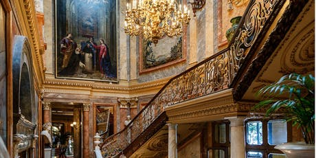 Tour benéfico para descubrir tesoros ocultos de Madrid entradas