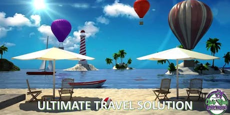 ULTIMATE TRAVEL SOLUTION TOUR ARIZONA 2 tickets