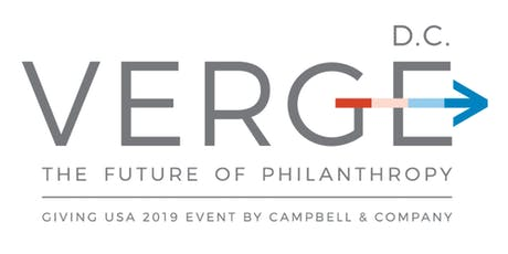 VERGE DC: Giving USA 2019 tickets