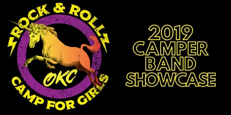 Oklahoma Rock and Roll Camp for Girls Showcase tickets