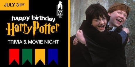 Harry Potter Trivia & Movie Night tickets